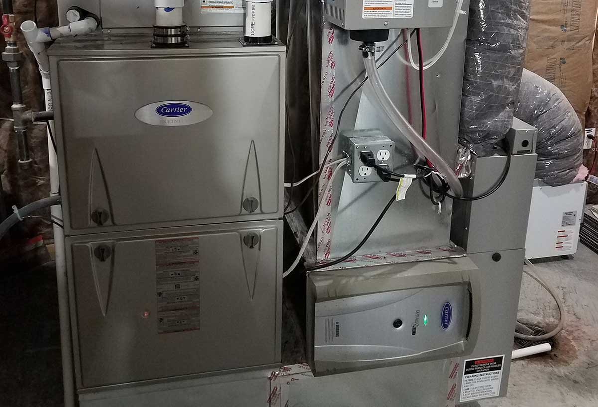 Carrier Heating System
